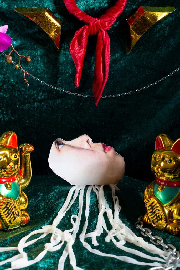 Asia Bistro: Under an ideology. Artwork by artist Hien Hoang. 2020